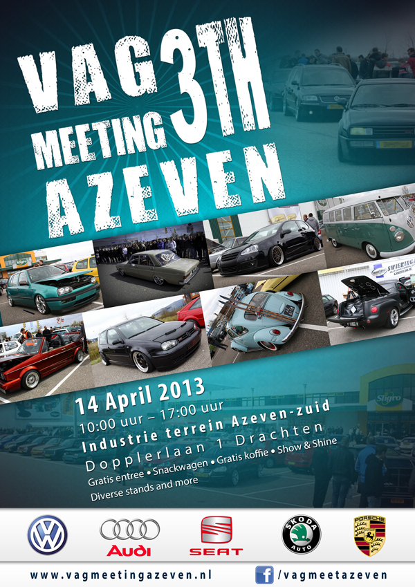 Azeven VAG meeting