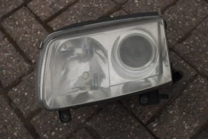 dutch car detailing koplamp renovatie
