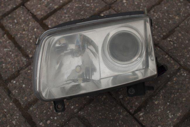 dutch car detailing koplamp renovatie