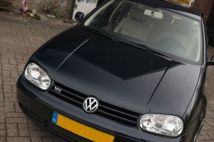 Volkswagen Golf mk4 V5 Moonlight Blue