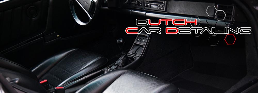 Interieur en exterieur behandeling voor deze Porsche 911 type 964 Carrera 2