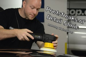 1e Poetsfreaks.nl Detail Clinic