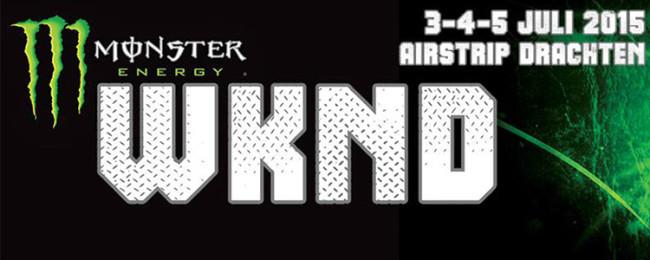 WKND, 3 - 5 juli 2015, Airstrip Drachten
