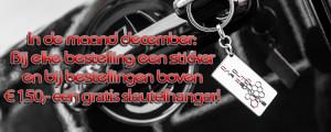 Sinterkerst actie bij Dutch Car Detailing